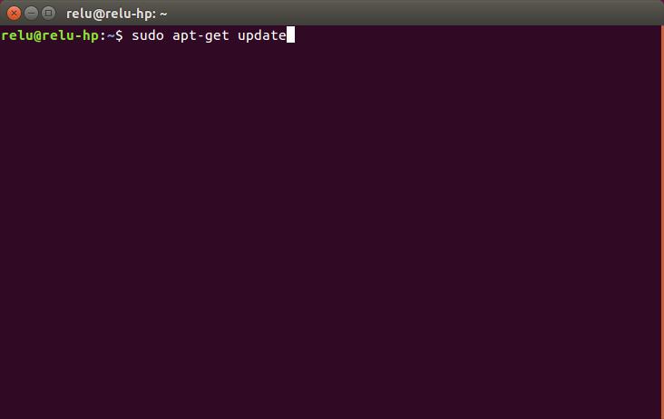 Upgrade Ubuntu Apt Get Update